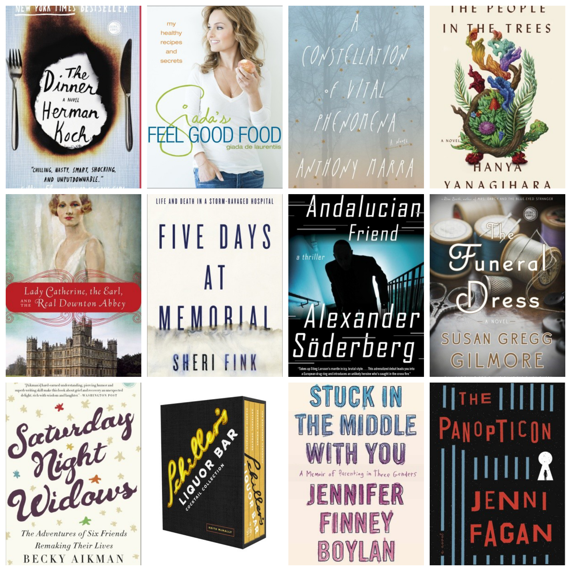 Read It Forward's Best Books of 2013