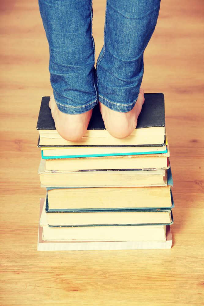5 Steps to Purge Your Books