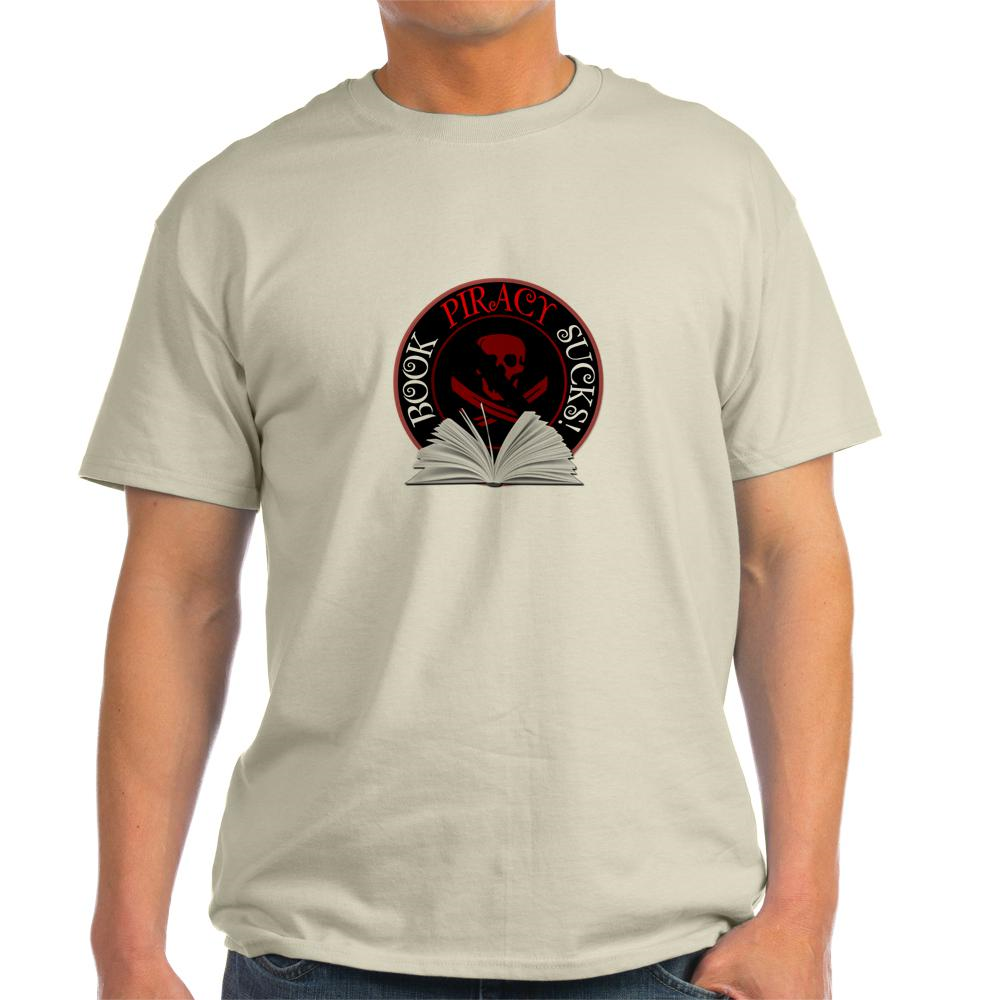 book piracy tee shirt