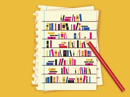 actual list of books